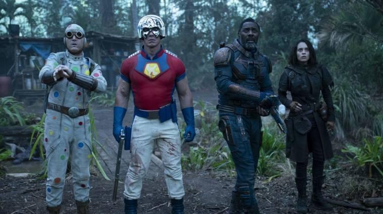 Az új képek alapján komoly harcok várnak a The Suicide Squad tagjaira bevezetőkép