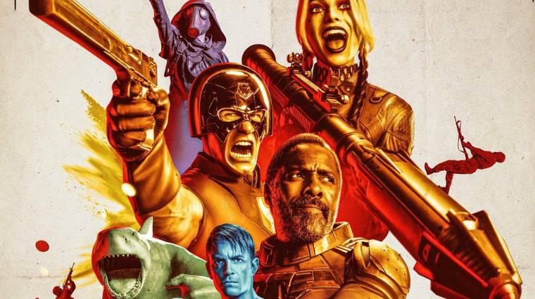 Ez történik, ha szabad kezet kap a The Suicide Squad rendezője, James Gunn bevezetőkép