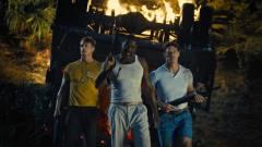 A The Suicide Squad csapatának majdnem minden idők egyik legismertebb szuperhősével kellett megküzdenie kép