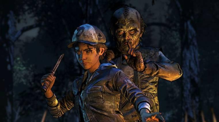 The Walking Dead: The Telltale Definitive Series - megjelent a felújított zombis széria bevezetőkép