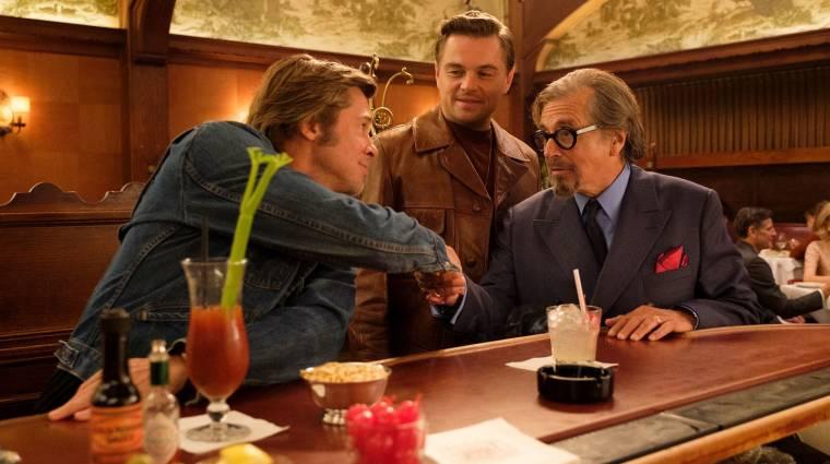 Az HBO GO heti bemutatóira Tarantino rajongóknak is érdemes odafigyelnie kép