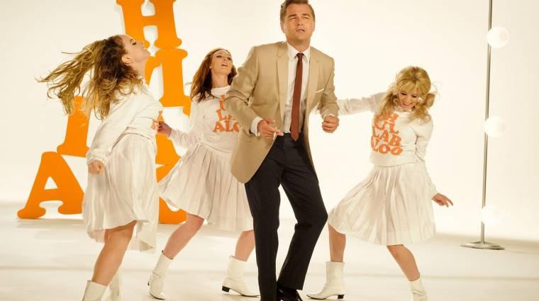 Már magyarul is nézhető a Volt egyszer egy Hollywood új előzetese kép