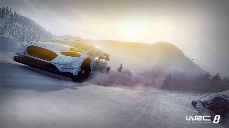 WRC 8 - izgalmasnak ígérkezik a karriermód bevezetőkép