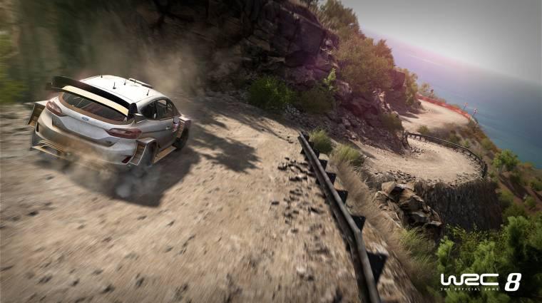 WRC 8 gépigény - ilyen vas kell majd a ralizáshoz bevezetőkép