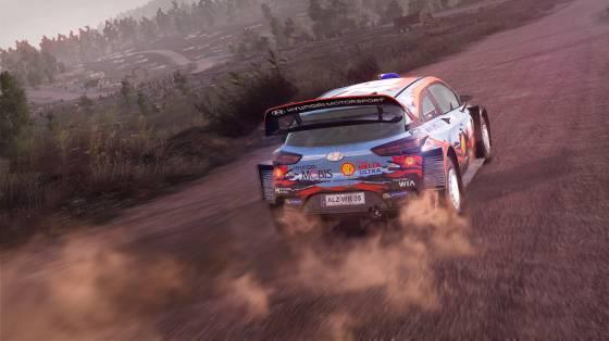 WRC 8 infódoboz