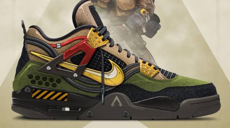 Ezeket az Apex Legends cipőket rongyosra hordanánk bevezetőkép