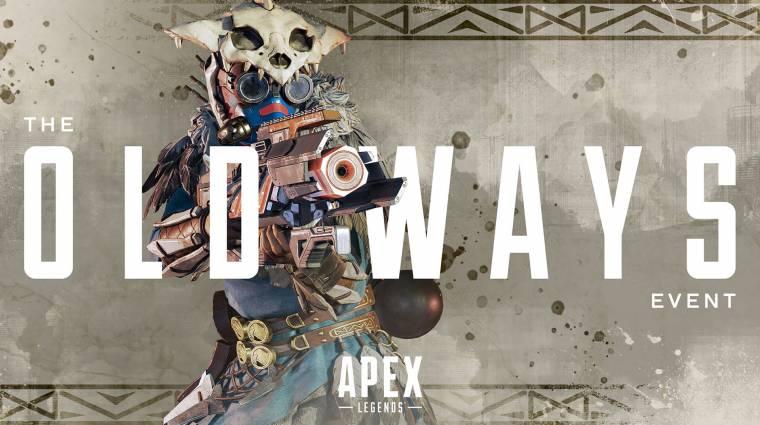 Nézd meg itt magyar felirattal az Apex Legends Bloodhound kisfilmet! bevezetőkép