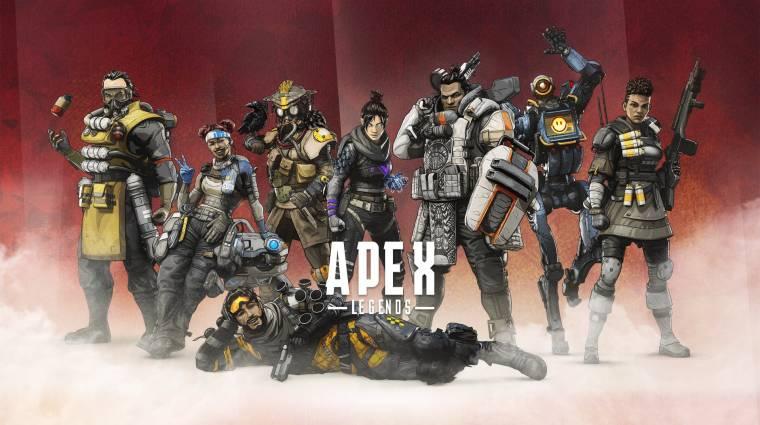 Nagy leleplezésre készülnek az Apex Legends fejlesztői bevezetőkép