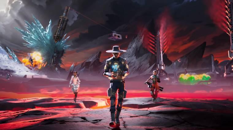 Alaposan megváltozott pályát ígér az Apex Legends új szezonjának gameplay trailere bevezetőkép