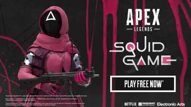 Ilyen lenne egy jól kivitelezett Squid Game ruha Wraith-re az Apex Legendsből kép