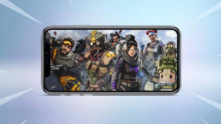 Mobilokra jön az Apex Legends bevezetőkép