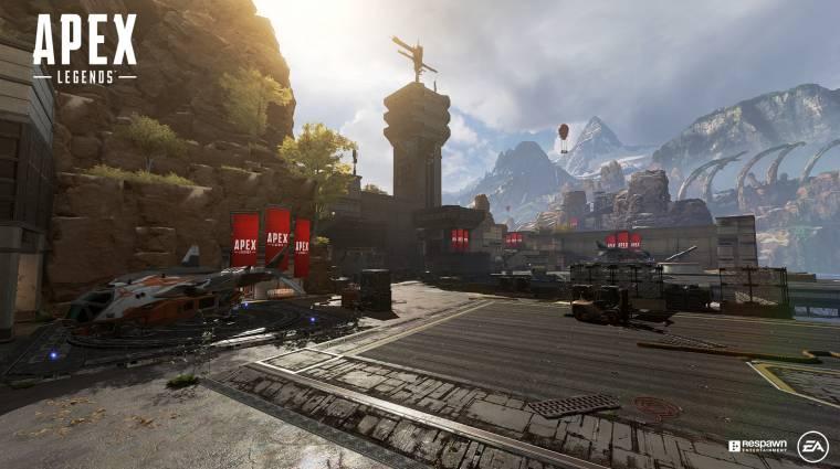 Apex Legends - 72 óra kellett a 10 millió játékoshoz bevezetőkép