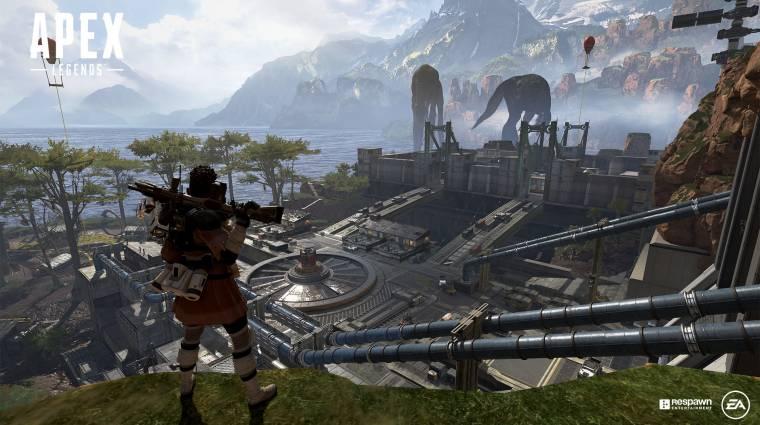 Apex Legends - egy- és kétszemélyes mód is jöhet bevezetőkép