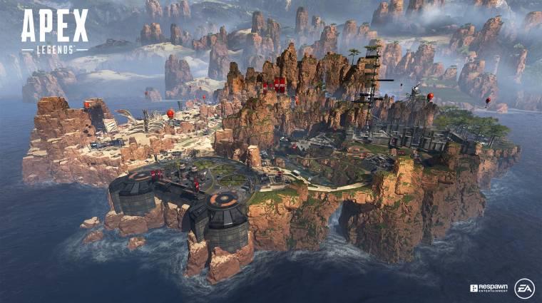 Apex Legends - így képzeli el az EA és a Respawn a battle royale-t bevezetőkép