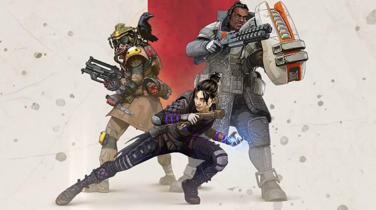 Apex Legends - lesz cross-play, de csak később bevezetőkép