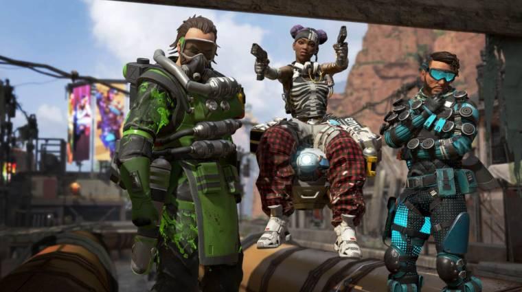 Apex Legends - egyes játékosok csapatokba tömörülve teszik tönkre a szólómódot bevezetőkép