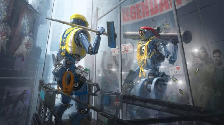 Apex Legends - megjött az új frissítés, kevesebbet fogunk crashelni bevezetőkép