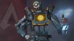Apex Legends - egy játékos Pókember hálóvetőjével irányította Pathfindert kép