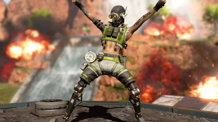 Egy új VR-játékon dolgoznak az Apex Legends fejlesztői bevezetőkép