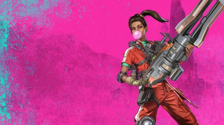 Az Apex Legends új karaktere egy nagyon menő trailerrel mutatkozott be bevezetőkép