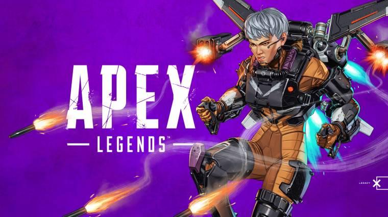 Izgalmas launch trailer vezeti fel az Apex Legends következő szezonját bevezetőkép