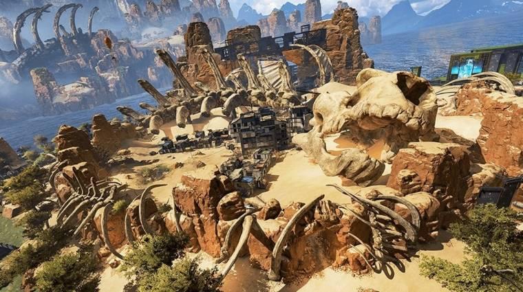 Visszatér a King's Canyon és a World's Edge az Apex Legends új eseményében bevezetőkép