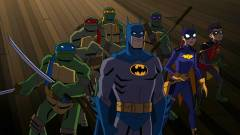Batman vs. Tini Nindzsa Teknőcök animációs film érkezik kép
