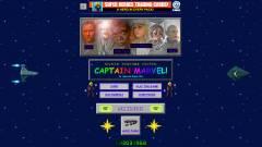A 90-es évekbe repít vissza a Marvel Kapitány weboldala kép