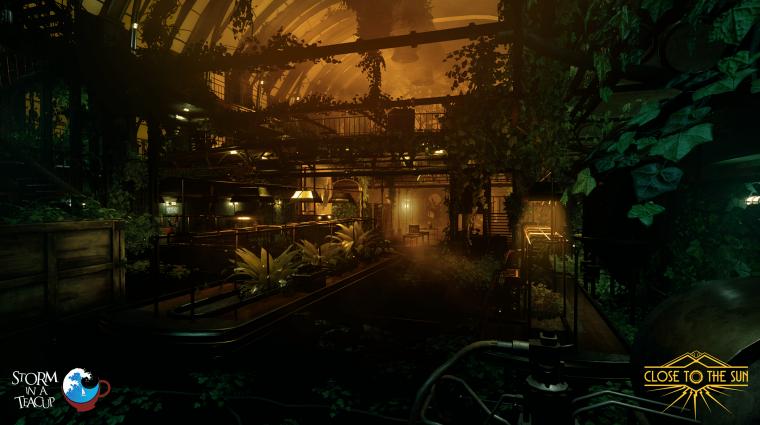 Close to the Sun - megvan, mikor jön a BioShock-beütésű horror bevezetőkép