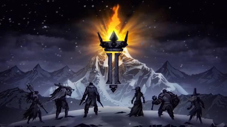 A Darkest Dungeon 2 is az Epic Games Store-on debütál korai hozzáféréssel bevezetőkép