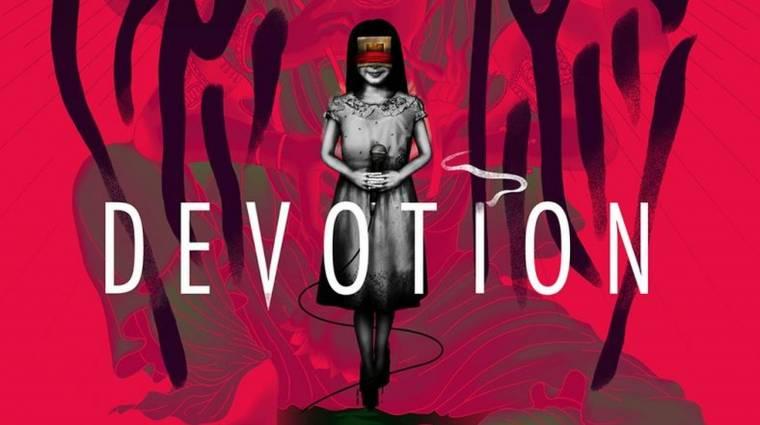 A Harvard menti meg a Devotion nevű, nagy port kavart horrorjátékot bevezetőkép