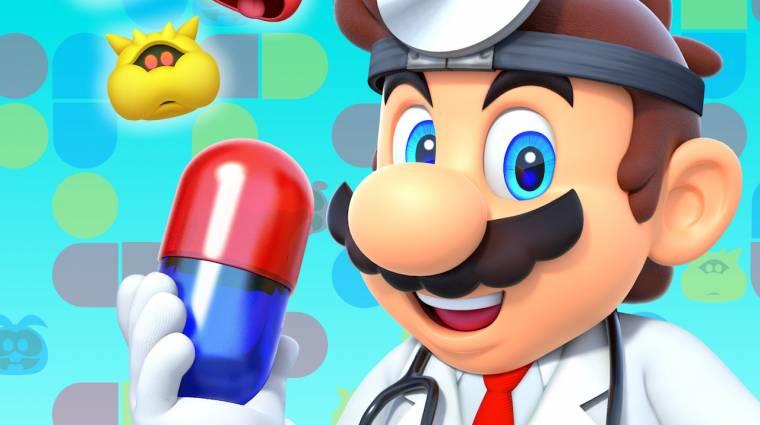 Dr. Mario World - júliustól gyógyíthatunk bevezetőkép