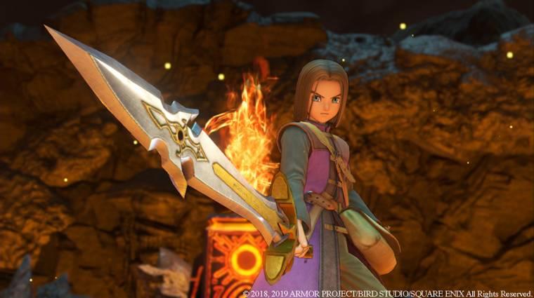 Két Dragon Quest játéknak is örülhetnek idén a rajongók bevezetőkép