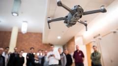 Drónkezelő képzés indult kép