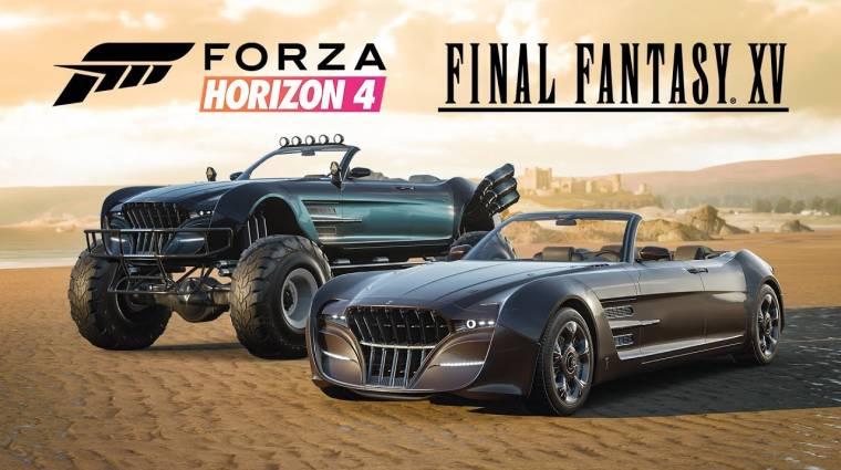 A Forza Horizon 4 sem marad Final Fantasy XV crossover nélkül bevezetőkép