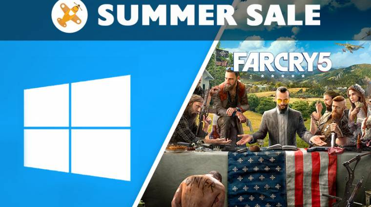 Vásárolj Windows 10-et vagy videojátékokat jelentős kedvezménnyel! bevezetőkép