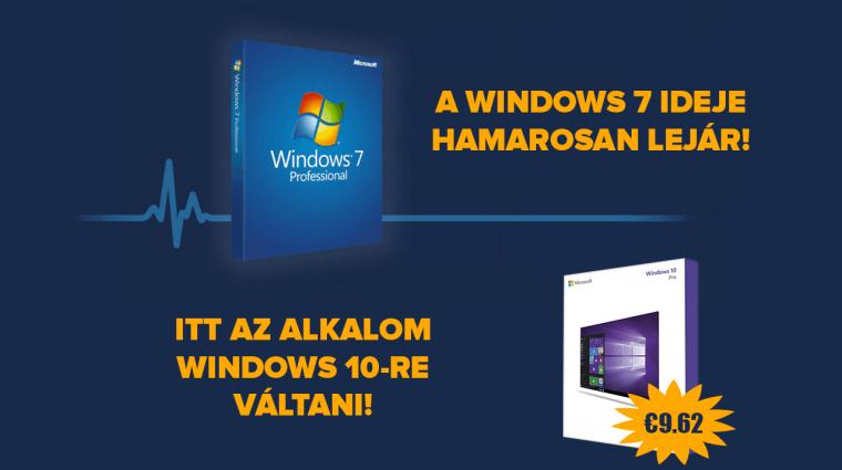 Eljött az idő, hogy te is Windows 10-re válts! bevezetőkép