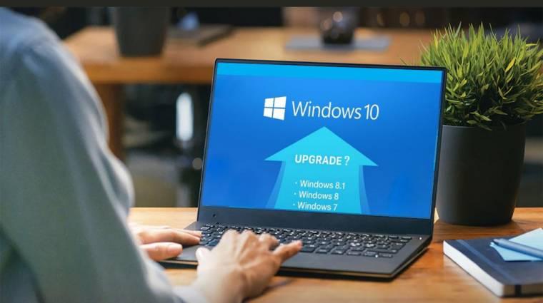 Hogyan válthatsz Windows 10-re olcsón? bevezetőkép