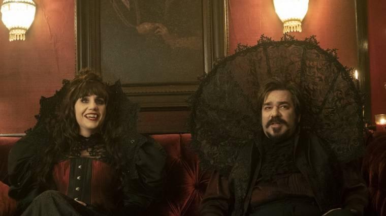 Ekkortól követhetjük majd az HBO GO-n a Hétköznapi vámpírok sorozatot kép