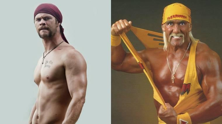 Chris Hemsworth alakítja majd Hulk Hogant az életrajzi filmjében kép