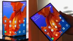 A hajtogatós Huawei Mate X ráígért a Galaxy Foldra kép