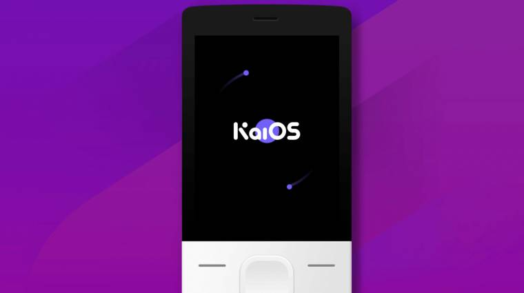 Ismered a KaiOS-t? Nem? Pedig ez a harmadik legnépszerűbb mobil operációs rendszer kép
