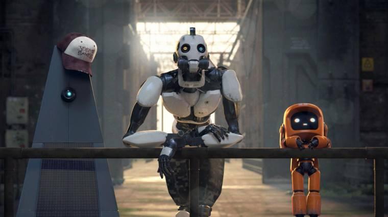 A Netflix berendelte a Love, Death and Robots folytatását kép