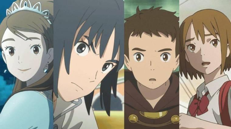 Ni no Kuni - karaktervideókkal hangolódhatunk az animére bevezetőkép