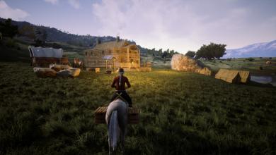 Outlaws of the Old West - új vadnyugati túlélőjáték készül