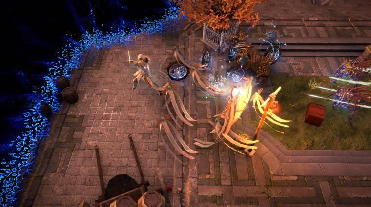 Path of Exile - hamarosan már tényleg megjelenik PS4-re bevezetőkép