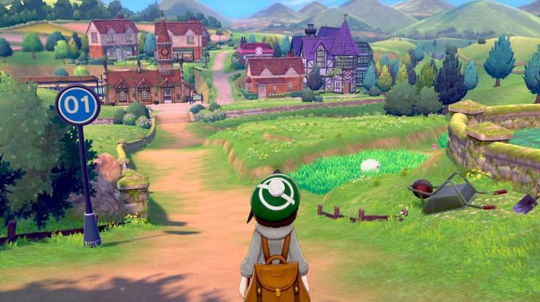 Pokémon Sword and Shield - a városi életbe is belenézhetünk egy friss videóval bevezetőkép