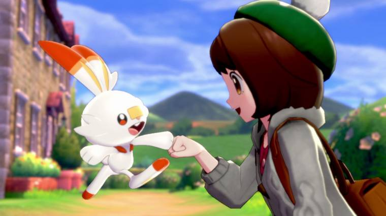 A Pokémon: Sword és Shield lett a leggyorsabban fogyó Switch játék bevezetőkép