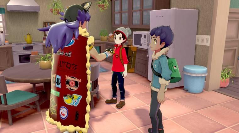Problémát okozhat az SD-kártyával a Pokémon Sword és Shield bevezetőkép