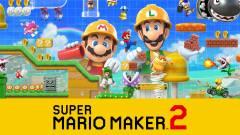 Super Mario Maker 2 - lesz coop és PVP lehetőség, de csak az előfizetőknek kép